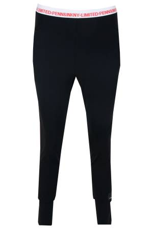 Penn&Ink Pantalon Penn&Ink S18N276LTD Black/Flame