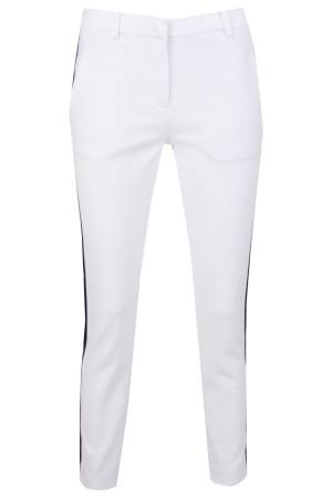 Five Units Pantalon Five Units Kylie 238 Crop White Panel