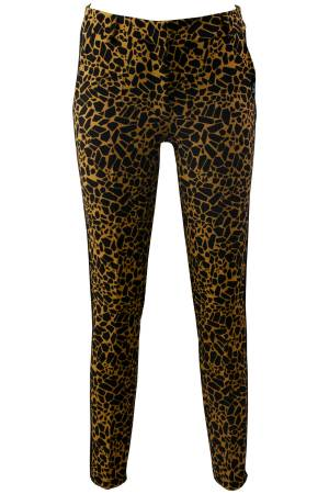 &Co Woman Pantalon &Co Woman MC0412-T Gold