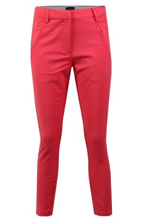Five Units Pantalon Five Units Angelie 238 Zip Geranium Jeggin