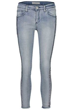 Bianco Pantalon Bianco 1118430-Bristol.191 Denim Light Blue