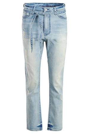 Summum Pantalon Summum 4s1903-5021 425 Light denim