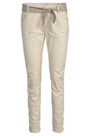 Summum Pantalon Summum 4s1886-11178 723 White sand