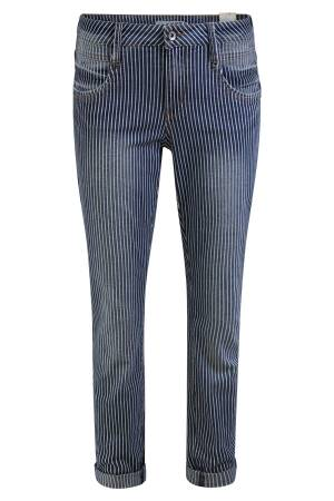 Red Button Pantalon Red Button SRB2670 Denim stripe