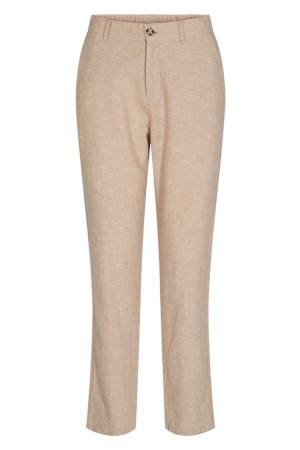 Free Quent Pantalon Free Quent 122577 FQALVILLE-PA-ANKLE Sand