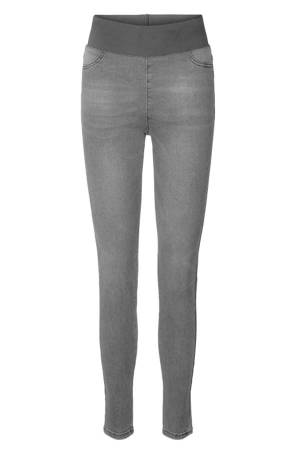 Free Quent Pantalon overig Free Quent 112992 SHANTAL-PA-DENIM.191 Grey denim