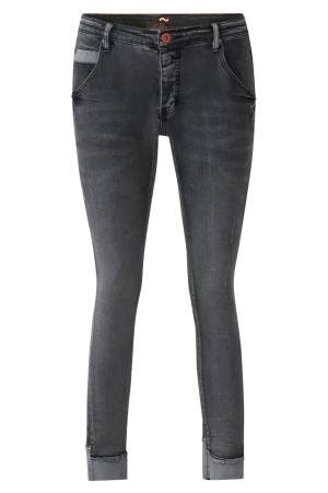 Bianco 220408-AMBER BLACK DENIM