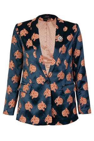 Scotch & Soda Blazer m Scotch & Soda 146288 0589
