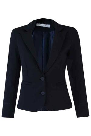 AW Essentials Blazer m AW Essentials Giacca Fab 3 Navy