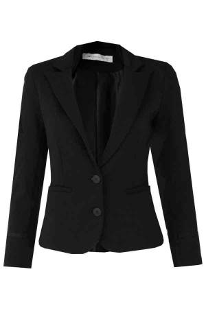 AW Essentials Blazer m AW Essentials Giacca Fab 3 Black