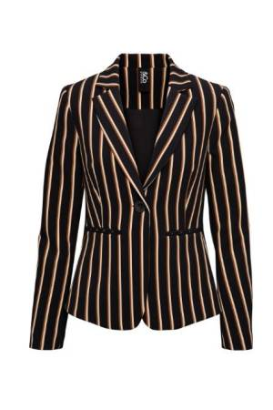 &Co Woman Blazer k &Co Woman MC0643-A M.Black