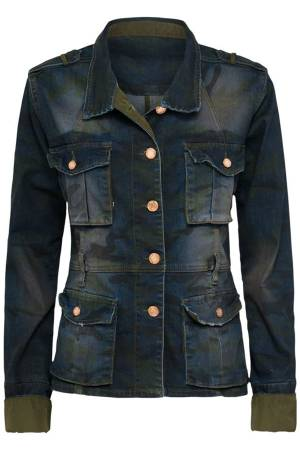Summum 1s881-10628BD Denim (453)