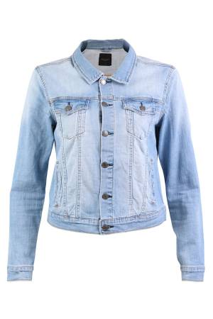 Free Quent Jeans Jacket Free Quent 120167 ROCK-JA Light blue denim