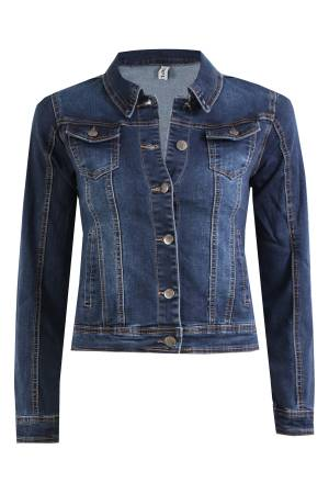 Simply Chic Jeans Jacket Simply Chic Jeans Jacket Jeans H204