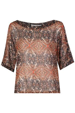 Summum Blouse lm Summum 2s2047-10577 Multicolour (120)