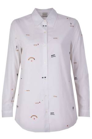 Scotch & Soda Blouse lm Scotch & Soda 143386 06