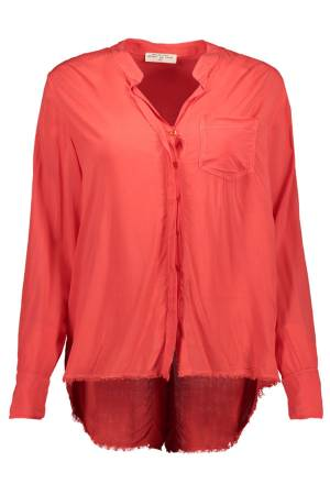 Circle of Trust Blouse lm Circle of Trust S19_95_4750 Red Rules 4750
