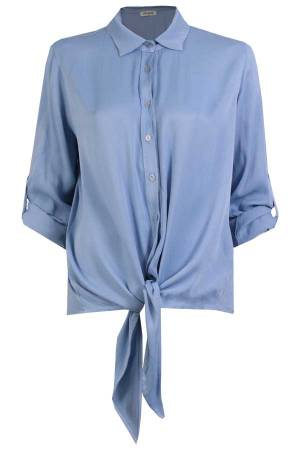 Transfer Blouse lm Transfer 9014200.191 081 ice blue