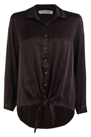 Transfer Blouse lm Transfer 9014250-30 026 Nearly Brown