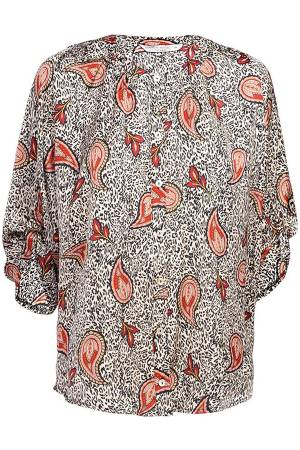Summum Blouse lm Summum 2s2419-11122 120 Multicolour