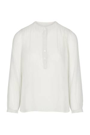By Bar Blouse lm By Bar 20112021 Loise 010 Off White
