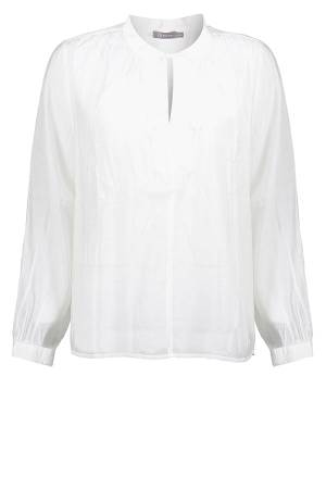 Geisha Blouse lm Geisha 13084-26 10 off-white
