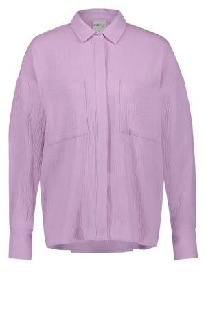 Simple Blouse lm Simple ELOISE VIOLET PASTEL