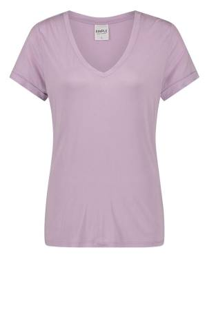 Simple Blouse lm Simple TIAGO VIOLET PASTEL