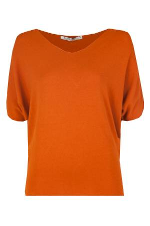 Summum Trui Summum 7s5333-7660 Burned orange (260)