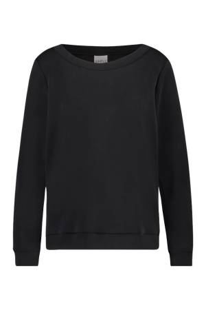 Simple Sweater Simple Sixtien Black Black