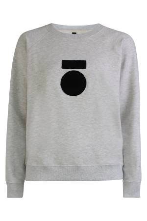 10 Days Sweater 10 Days 20-802-0201 4000 soft white melee