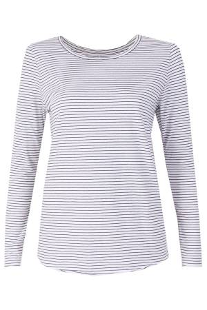Les Favorites Shirt Les Favorites Bunny Small stripe