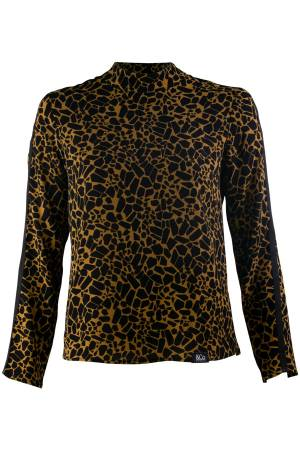 &Co Woman Shirt &Co Woman MC0416-T M.Gold