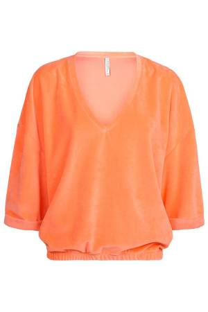 Summum Shirt Summum 3s4357-30126 318 Fresh coral