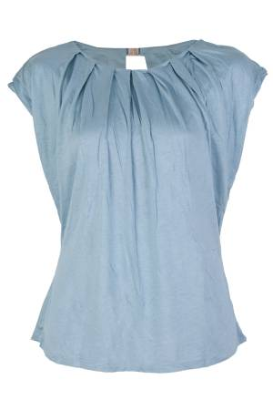 Summum T-shirt Summum 3s4142-3950 Glacier blue (431)