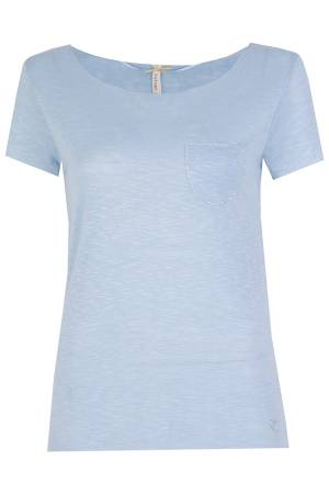 Key Largo T-shirt Key Largo WT00113 Light Blue 1216