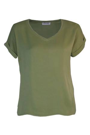 Transfer 9011127.191 073 olive green