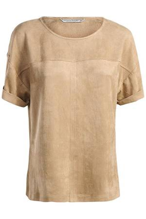 Summum T-shirt Summum 2s2374-11089 728 Dark desert
