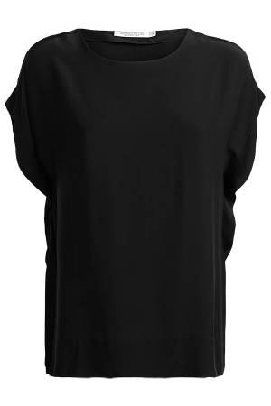Summum T-shirt Summum 2s2370-11110 990 Black