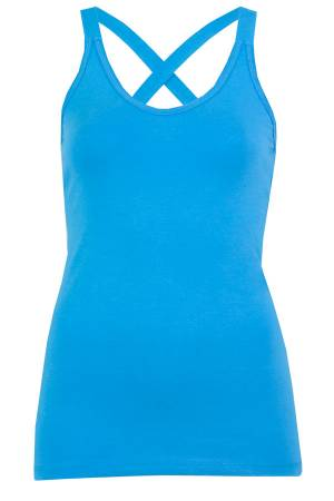 10 Days Top BB 10 Days 20-700-8103 78-0078 Bright Blue