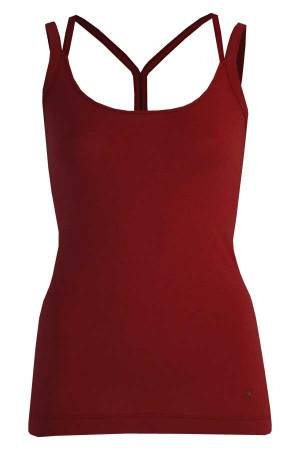 Sylver Top BB Sylver 507-276 Elia 560 Warm Red