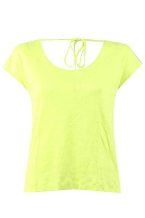 Kyra & Ko Top overig Kyra & Ko sharon-s19.191 360 lime