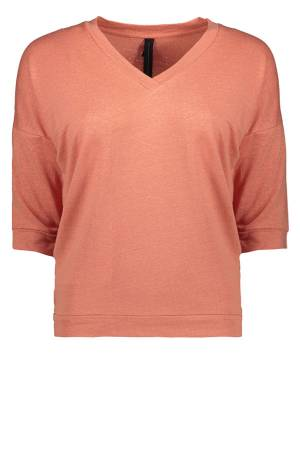 10 Days Top overig 10 Days 20-749-0203 1080 pink terracotta