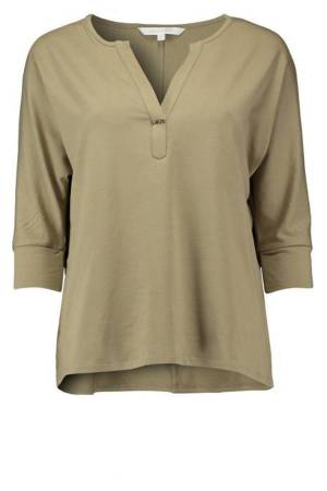 NO ONE ELSE Top overig NO ONE ELSE ELS2001002 350 khaki