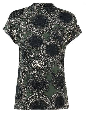 Summum Top overig Summum 3s4470-30186 764 Deep Green