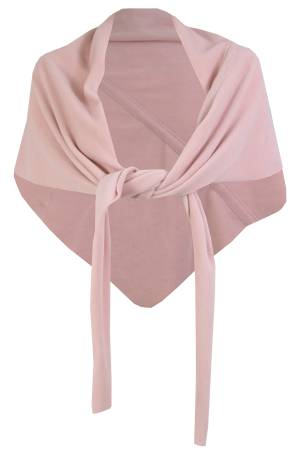 Simple Shawl Simple Ava Pink Light Pink