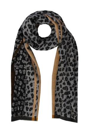 Circle of Trust W19_125 Levi Scarf Raw umber 4830