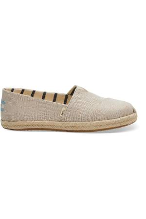 Toms Alpargata Robe 10013508 Natural